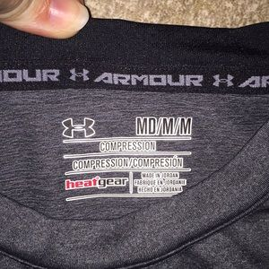 Under Armour Shirts - Under armour compression